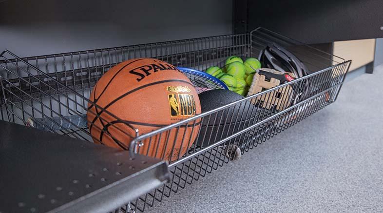 Garage Storage System & Accessories