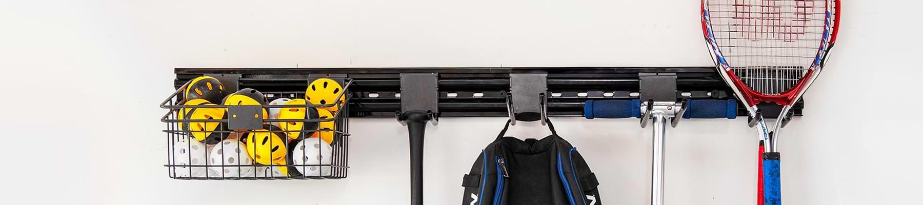 Garage Track System