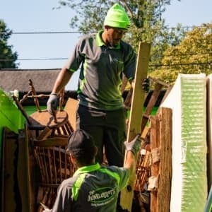 junk removal in Lake Bluff