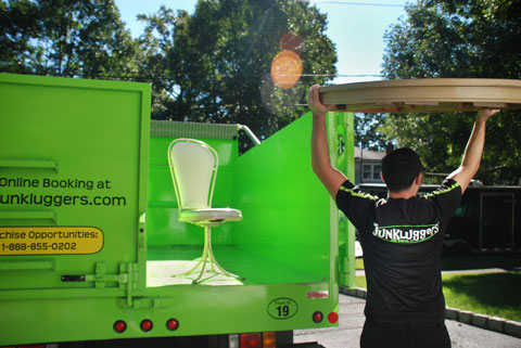 Furniture Removal in Greater Albany