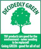 green crawl space encapsulation logo