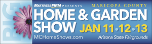 Home & Garden Show This Weekend!