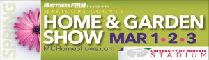 TraVek at the Maricopa County Home & Garden Show This Weekend