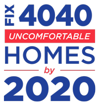 Fix 4,040 Homes by 2020