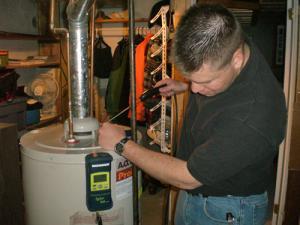 carbon monoxide testing (CO testing)