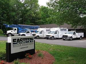 eastern water office and trucks