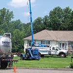 Well Drilling in Western Connecticut, Cheshire, Greenwich, Southbury