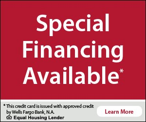 Special Financing Available from MC Fence And Deck