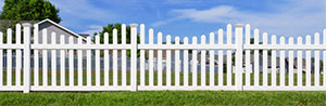 Choose Pro Fence & Railing to install vinyl fences