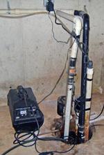 pedestal sump pump in Wabowden, Manitoba