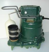 submersible cast-iron sump pump in Shamattawa