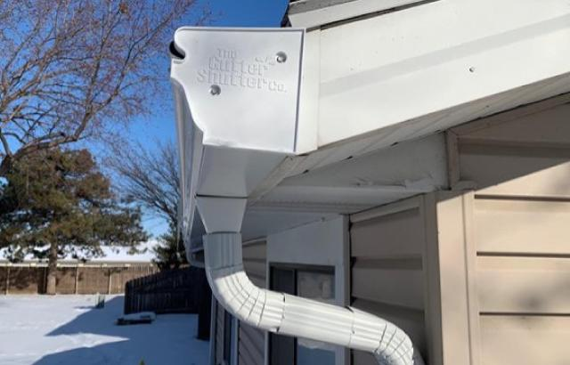 Clogged Gutters Cause Settling Foundation in Lincoln