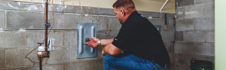 bowed walls and repair
