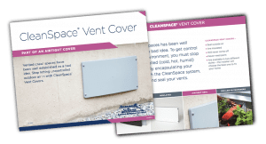 Crawl Space Vent Covers - Part of An Airtight Protection System