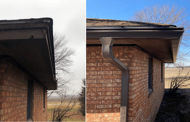 Gutters Added To Remove All Worry in Wichita, KS