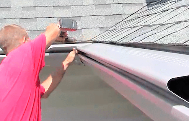 gutter drainage