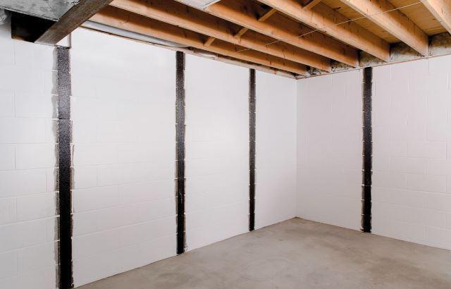 Carbon Fiber Vertical Wall Restraints