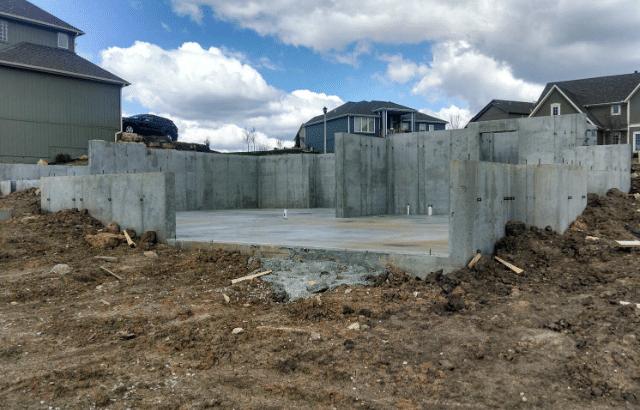 New Construction Piering