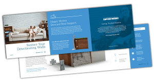 ShotLock Foundation Restoration - Restore Deteriorating Walls