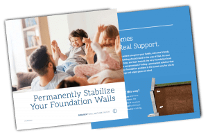 GeoLock Wall Anchor System - Permanent Home Foundation Systems