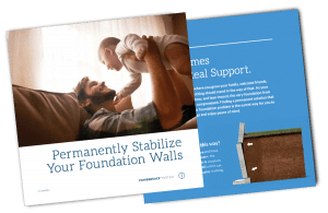 PowerBrace - The Leading Foundation Wall Bracing System