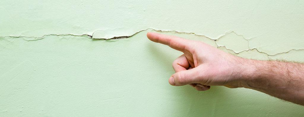 How Heaving Foundations and Slabs Lead to Damage of Your Home