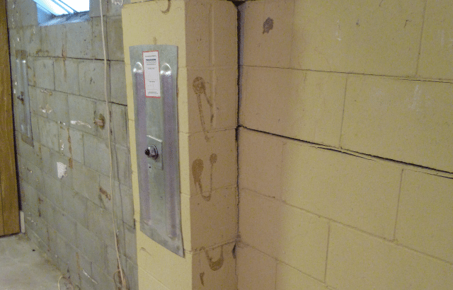 The Geo-Lock(TM) Foundation Wall Anchor System