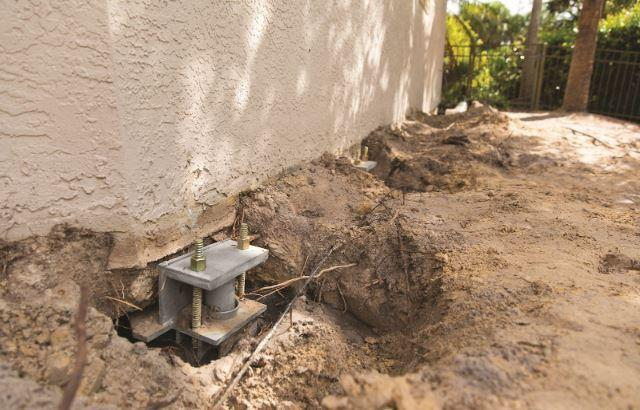 Settling Foundation Stabilized for 1960s Council Bluffs Home