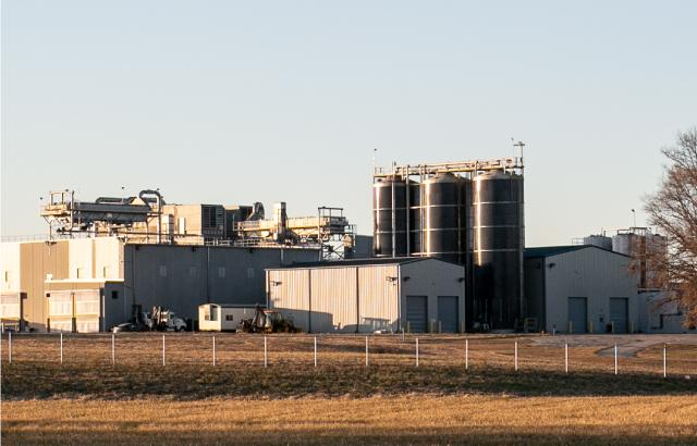Case study: Darling Ingredients Storage Silo Helical Support System