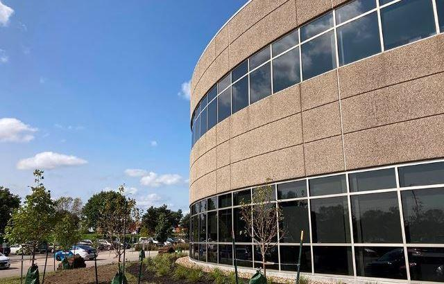 Thrasher Commercial Supports Garmin HQ Building