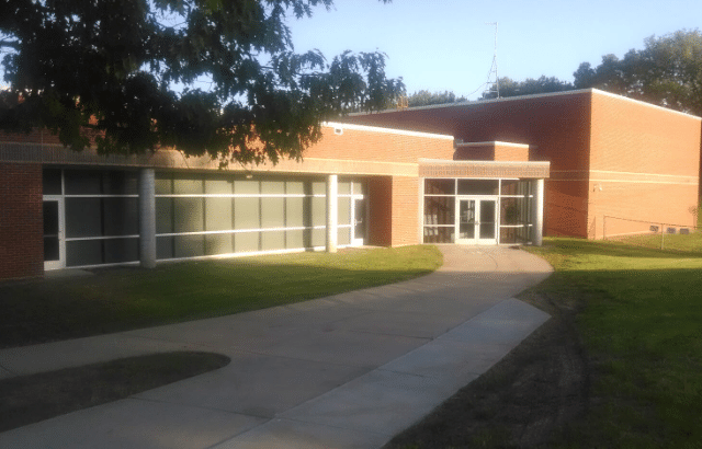 Foundation Piering at Elementary School in Raytown, MO