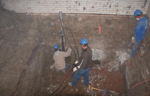 Restoration of Historic Building in Omaha, NE