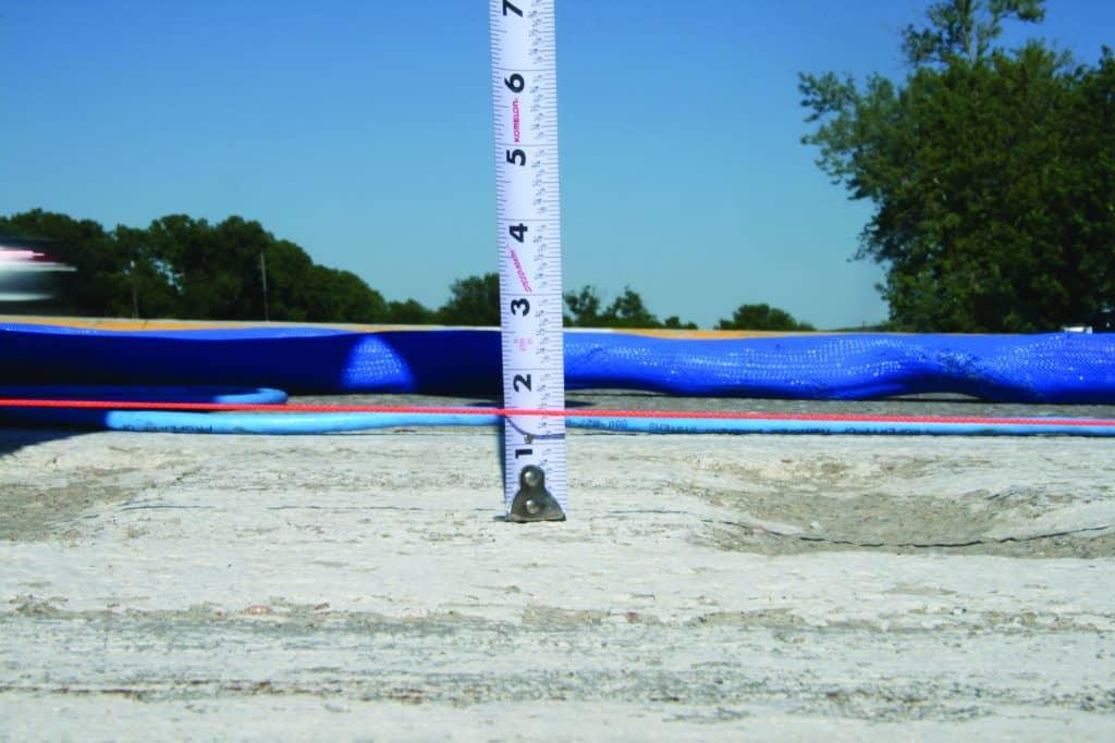 Nebraska Highway Concrete Slab Lift and Level
