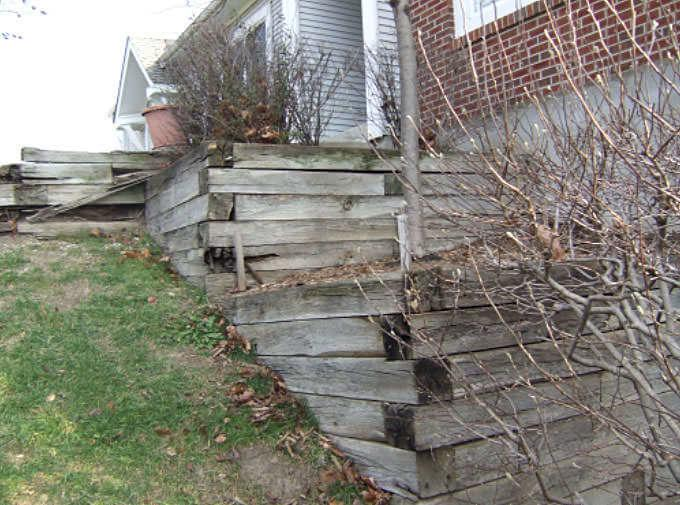Retaining Wall Replacement in Leawood, KS
