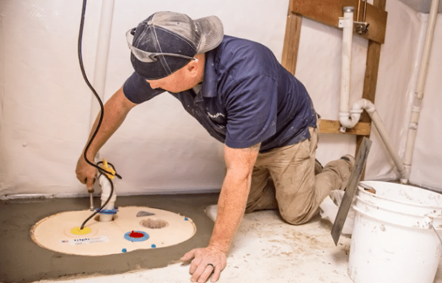 Why should you cover a sump pump?