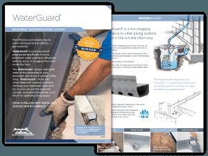 WaterGuard Basement Waterproofing System