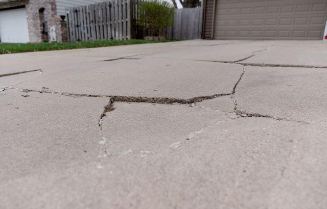 Concrete Expansion Joint Prevents Driveway Cracking and Structural Damage