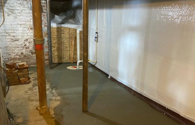 Waterproofing an Older Home with a Brick Foundation in Omaha
