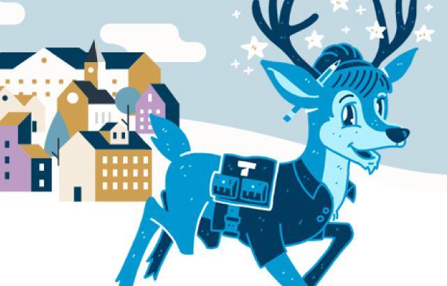A Thrasher Christmas Story