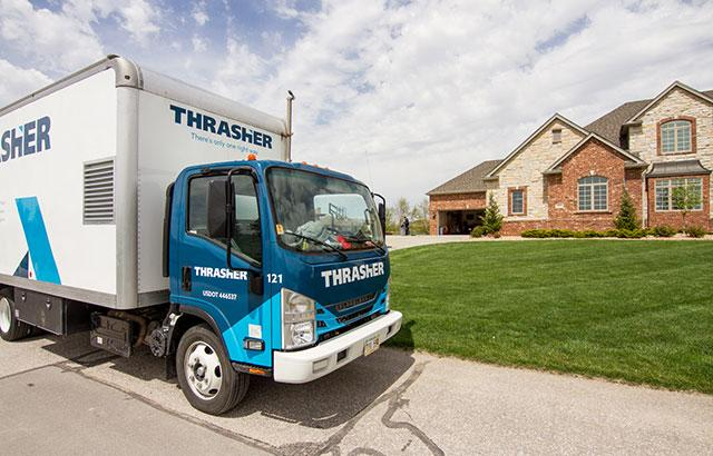 Thrasher to Add New Office in Springfield