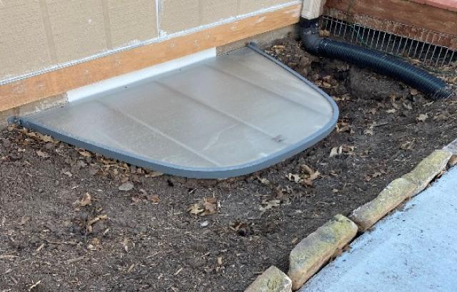 Egress Window Solution Adds Resale Value in Wichita