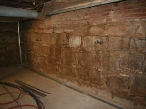 Foundation Wall Repair Restores Home Value