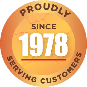 Proudly Serving Since 1978
