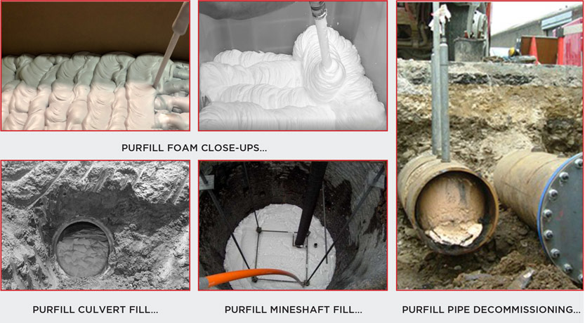 The BENEFITS of PURFILL are numerous as well, especially when compared to traditional alternatives.