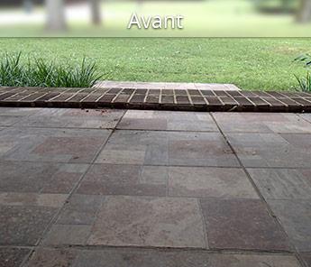 Un patio affaissé peut présenter des risques en matière de sécurité, sans compter l'aspect inesthétique qu'il confère à l'extérieur de votre maison.