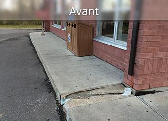 Service de lève-beton à Montréal
