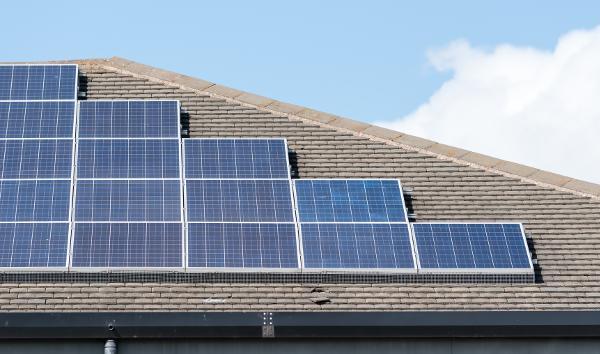 Expert solar installation