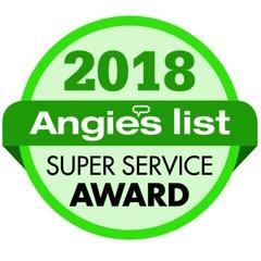 Xterior Solutions Angie's List Super Service Award 2018