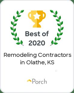 Best of 2020 Remodeling Contractors in Olathe, KS