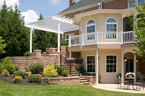 patio design in Maryland